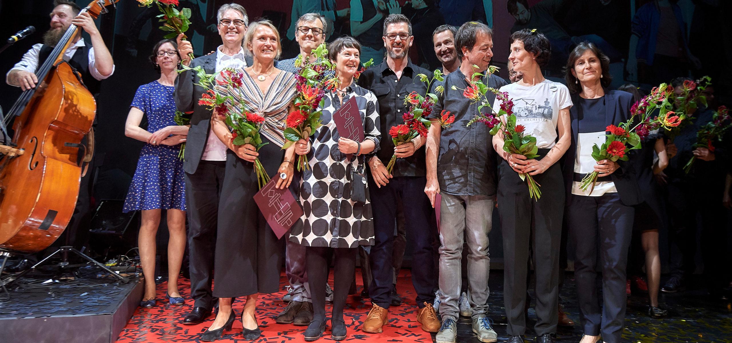 Gewinner der Schweizer Theaterpreise 2018_©Adrian Moser/BAK/OFC/UFC/FOC