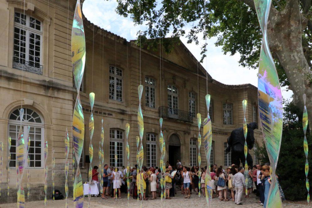 Sélection suisse en Avignon_(c)Agnes Mellon