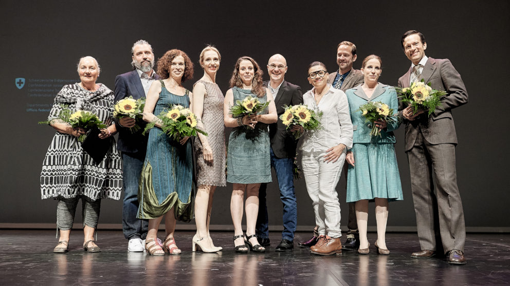 Swiss Theatre Awards_©Adrian Moser